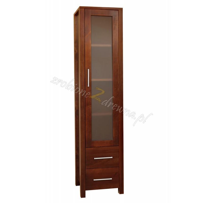 Nowoczesna witryna drewniana Milano 08 dla hoteli>                                         <span class=