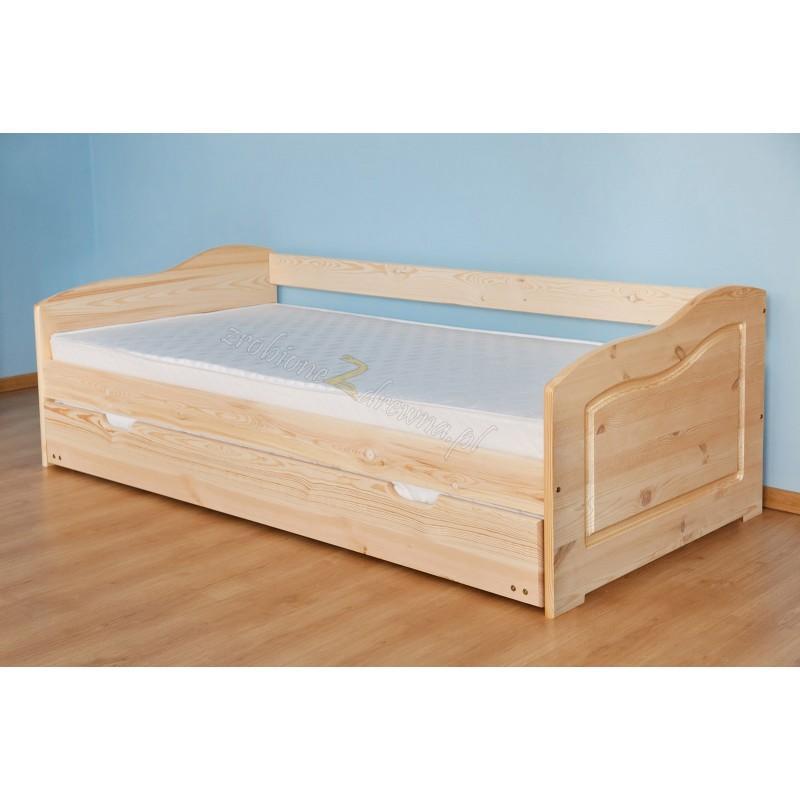 Łóżko drewniane Klasyczne 13 do sypialni>                                         <span class=