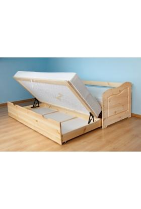 Łóżko SOFA 3S+frez