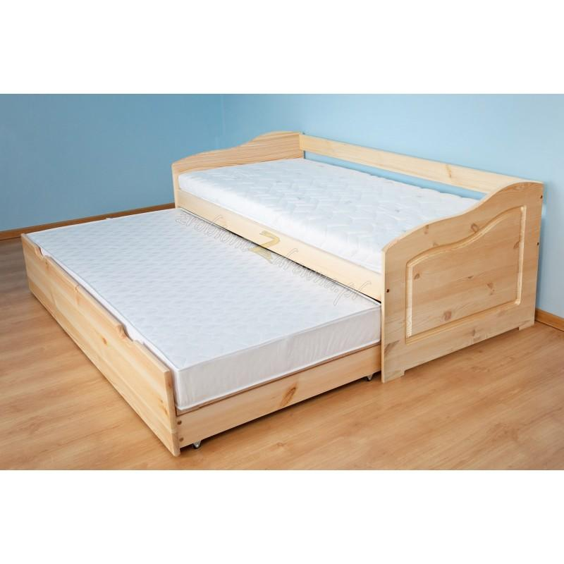 Łóżko SOFA 3S+frez>                                         <span class=