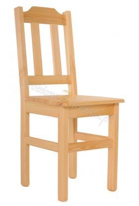 Krzesło drewniane Klasyczne 01 do salonu lub jadalni