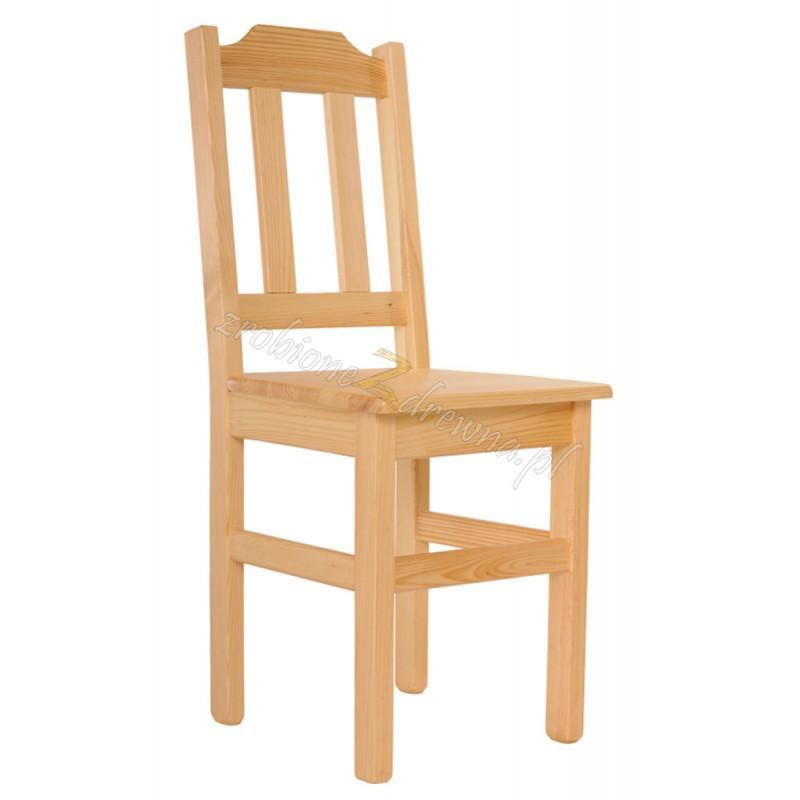 Krzesło drewniane Klasyczne 01 do salonu lub jadalni>                                         <span class=