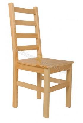 Krzesło sosnowe Klasyczne 05 do kuchni
