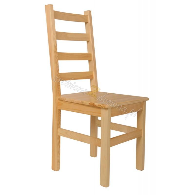 Krzesło sosnowe Klasyczne 05 do kuchni>                                         <span class=