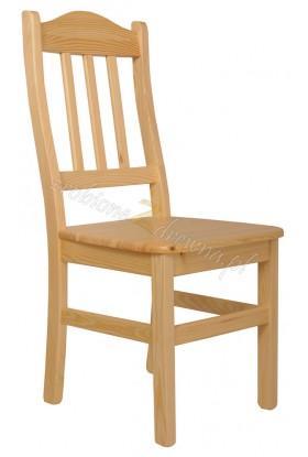 Krzesło drewniane Klasyczne 07 do salonu lub jadalni