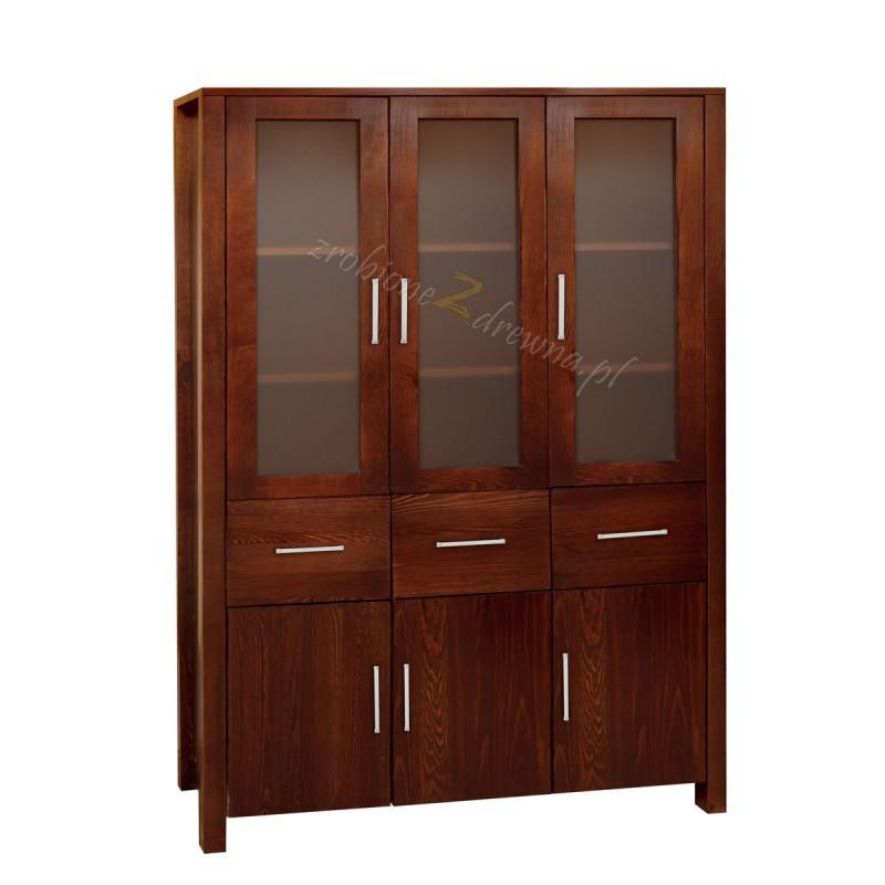 Nowoczesny kredens drewniany Milano 14 dla hoteli>                                         <span class=