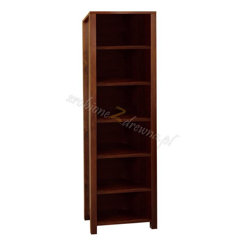Regał drewniany Milano 16 do pokoi hotelowych>                                         <span class=