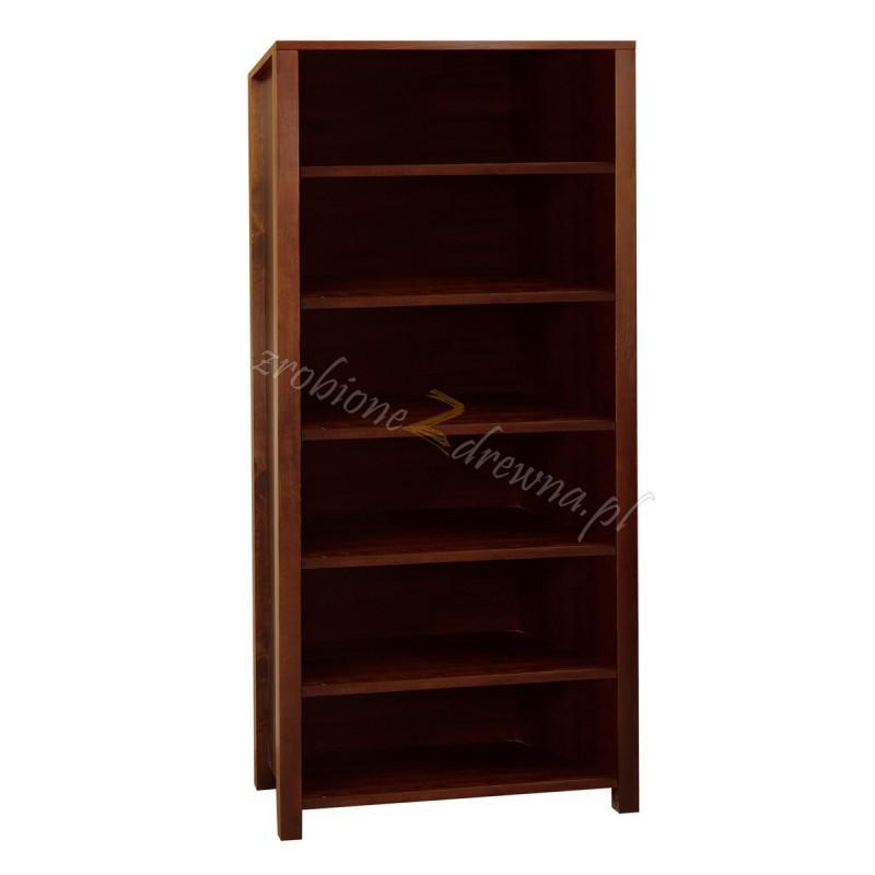 Regał drewniany Milano 19 do pokoi hotelowych>                                         <span class=