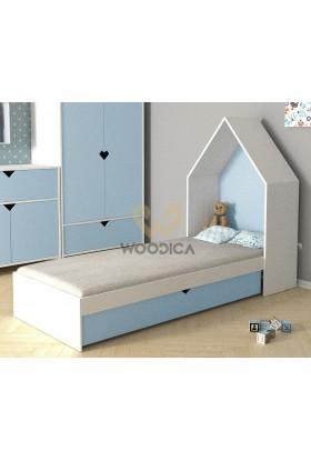 Łóżko młodzieżowe/dziecięce Home 07