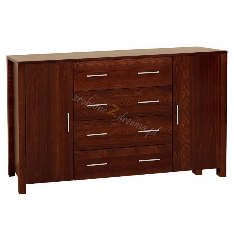 Nowoczesna komoda drewniana Milano 22 dla hoteli>                                         <span class=