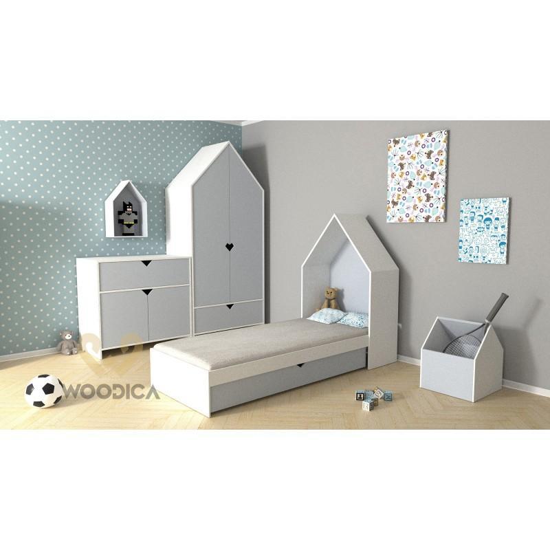 Półka młodzieżowa/dziecięca Home 11>                                         <span class=
