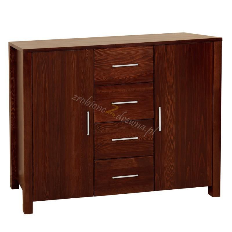 Komoda drewniana Milano 25 do pokoi hotelowych>                                         <span class=