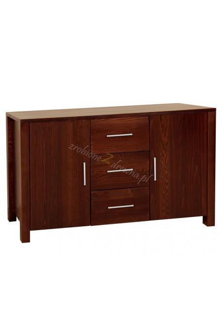 Nowoczesna komoda drewniana Milano 26 dla hoteli
