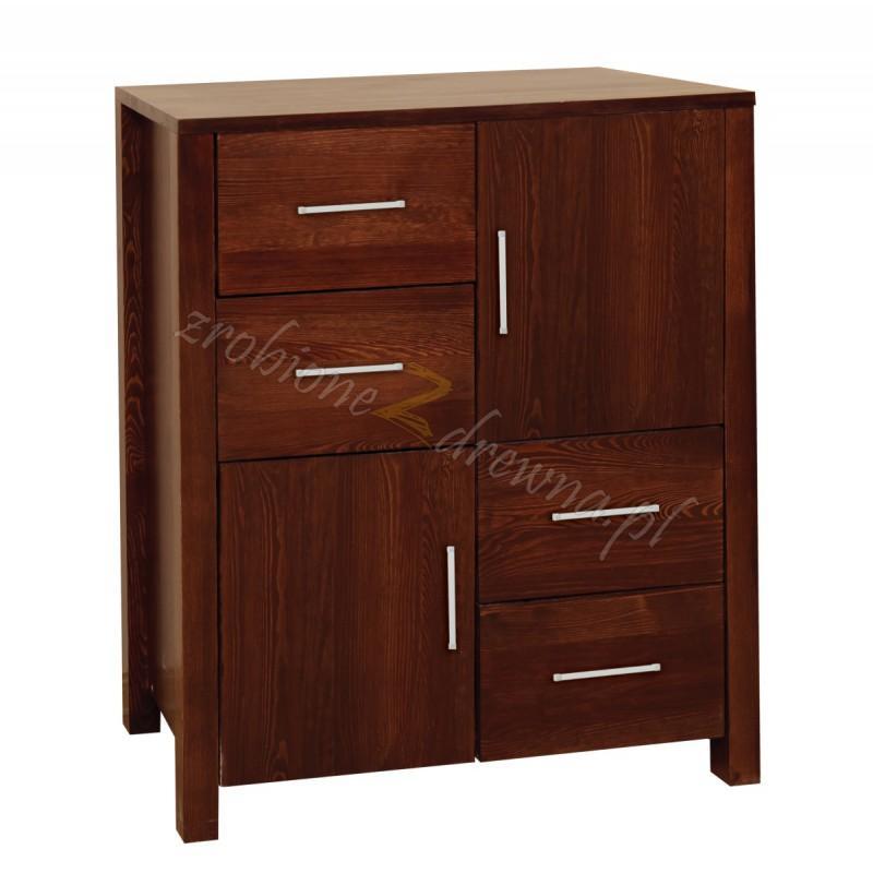 Nowoczesna komoda drewniana Milano 29 dla hoteli>                                         <span class=