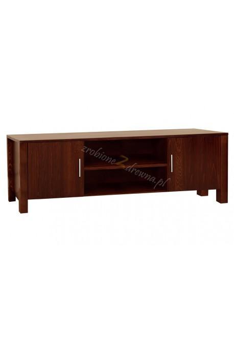 Nowoczesna szafka RTV drewniana Milano 44 dla hoteli