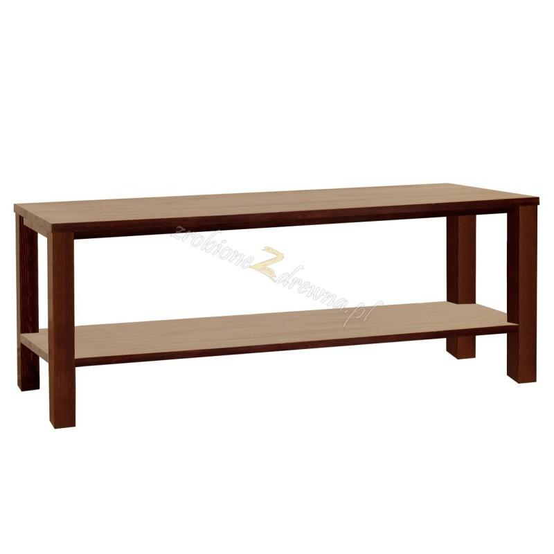 Stolik drewniany Milano 46 do pokoi hotelowych>                                         <span class=