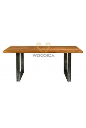 Stół dębowy Loft 09