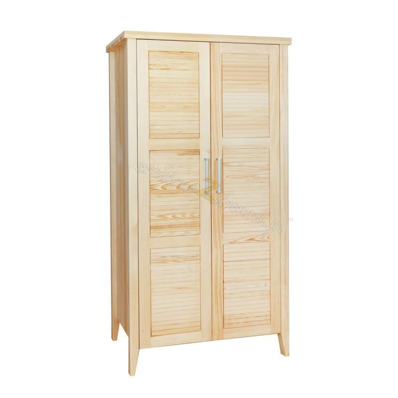 Nowoczesna szafa drewniana Torino 01 do sypialni>                                         <span class=