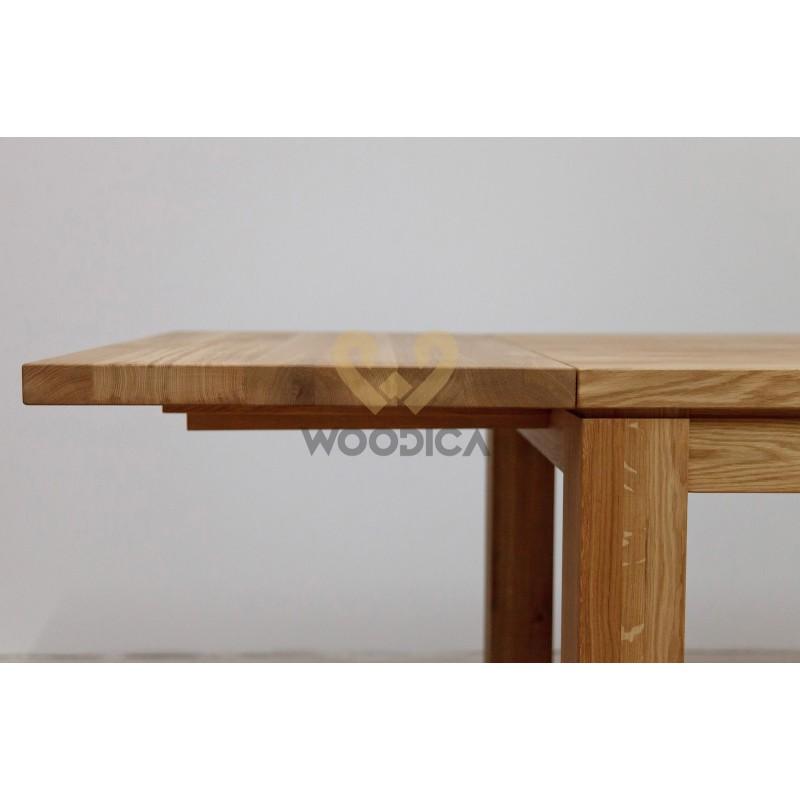 Dostawka do stołu dębowego 02>                                         <span class=