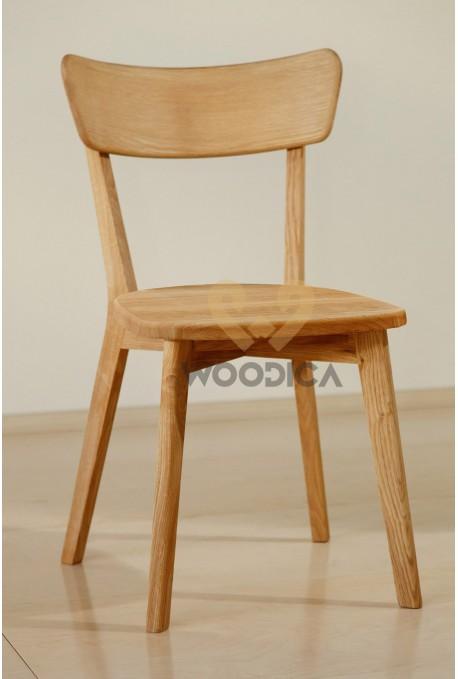 Krzesło dębowe 01d
