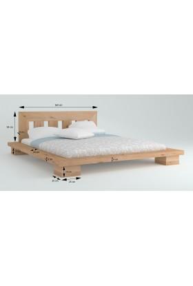 Łóżko...