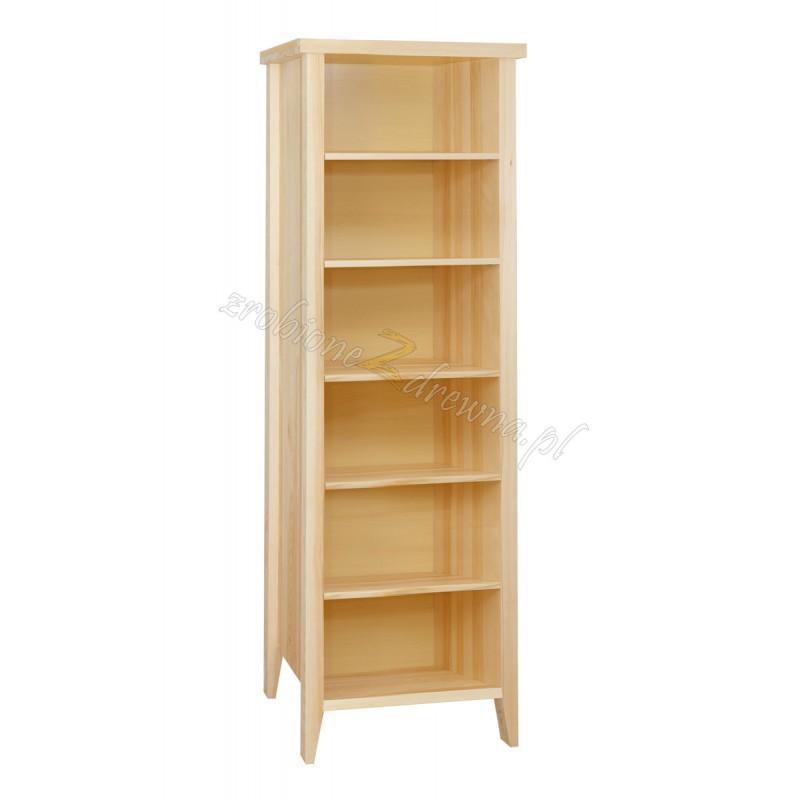 Nowoczesny regał drewniany Torino 07 do sypialni>                                         <span class=