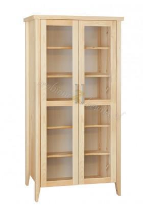 Nowoczesna witryna drewniana Torino 10 do sypialni
