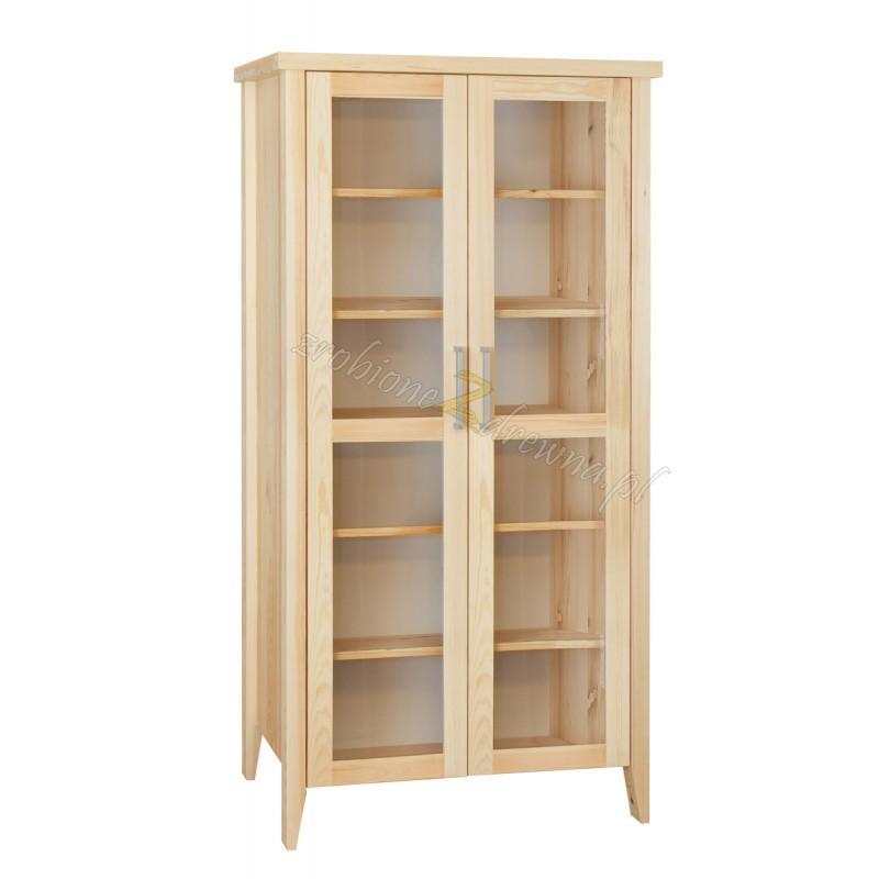 Nowoczesna witryna drewniana Torino 10 do sypialni>                                         <span class=