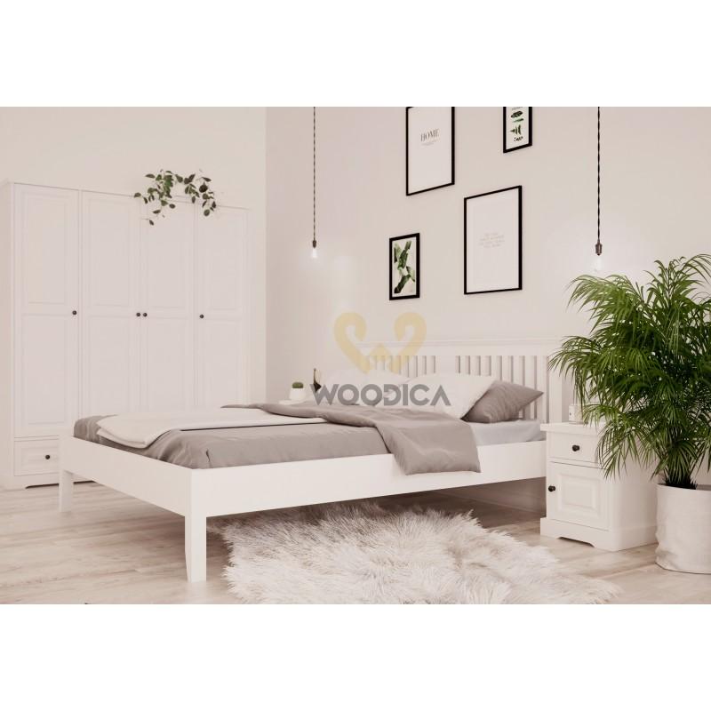 Biała szafa drewniana Parma 09 w stylu nowoczesnym>                                         <span class=