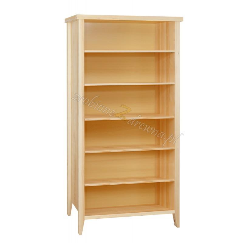Nowoczesny regał drewniany Torino 13 do sypialni>                                         <span class=