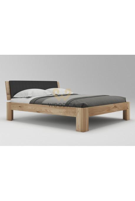 Łóżko dębowe Vernalis 05