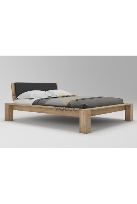 Łóżko dębowe Imperata 01