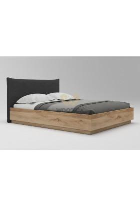 Łóżko dębowe Pinus 01