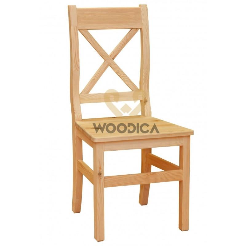 Krzesło sosnowe Klasyczne 08 do kuchni>                                         <span class=