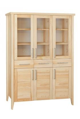 Nowoczesny kredens drewniany Torino 17 do kuchni