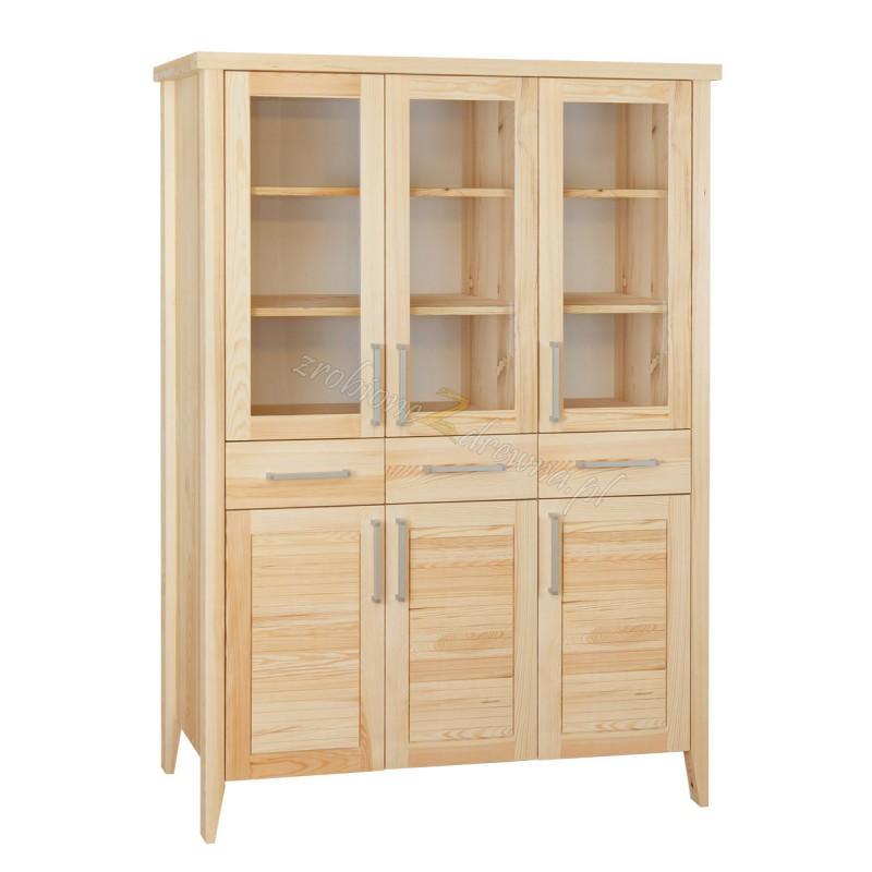 Nowoczesny kredens drewniany Torino 17 do kuchni>                                         <span class=