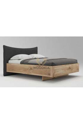 Łóżko dębowe Silene 01