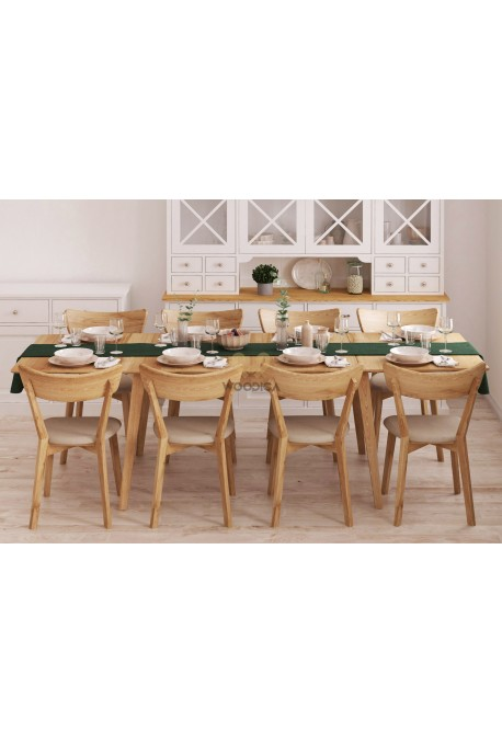 Stół Modern U z dostawkami 06