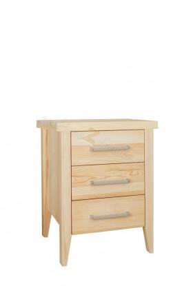 Nowoczesna komoda drewniana Torino 31 do salonu