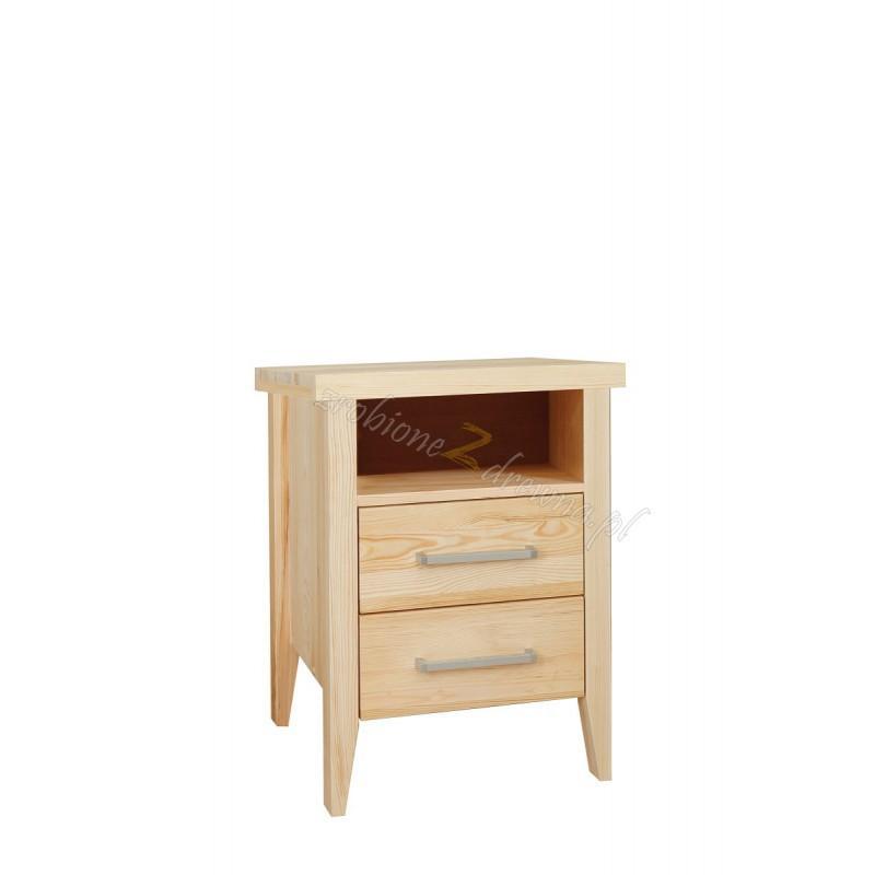 Nowoczesna komoda z litego drewna Torino 32 do sypialni>                                         <span class=