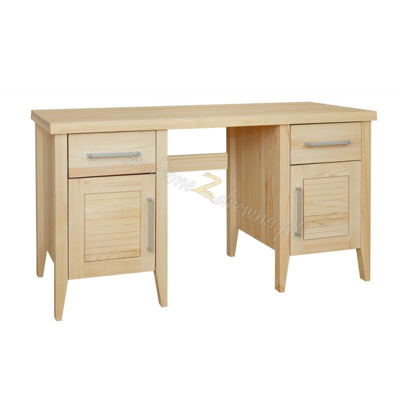 Nowoczesne biurko drewniane Torino 34 do pracowni>                                         <span class=