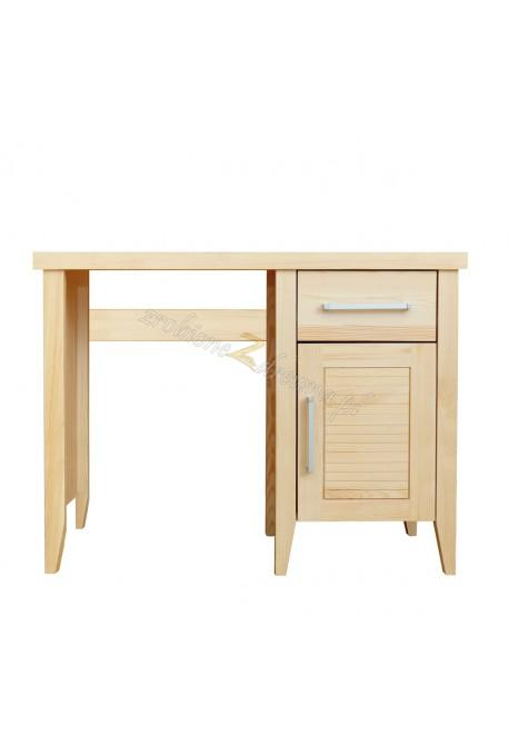 Nowoczesne biurko z litego drewna Torino 35 do biura