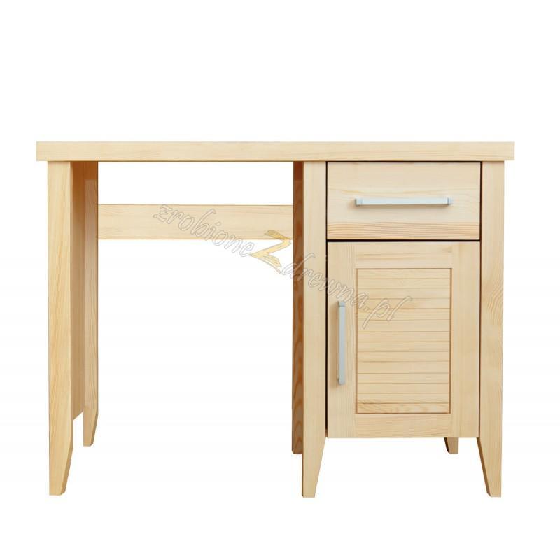 Nowoczesne biurko z litego drewna Torino 35 do biura>                                         <span class=