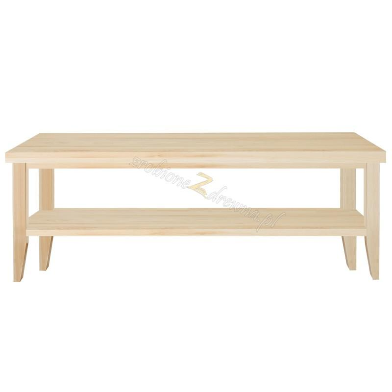 Nowoczesny stolik drewniany Torino 40 do salonu>                                         <span class=