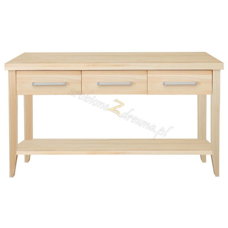 Nowoczesny stolik z litego drewna Torino 42 do salonu>                                         <span class=