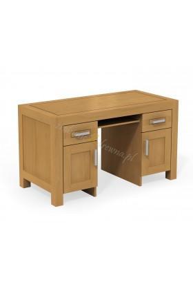 Nowoczesne biurko Rodan 29 z litego drewna brzozowego