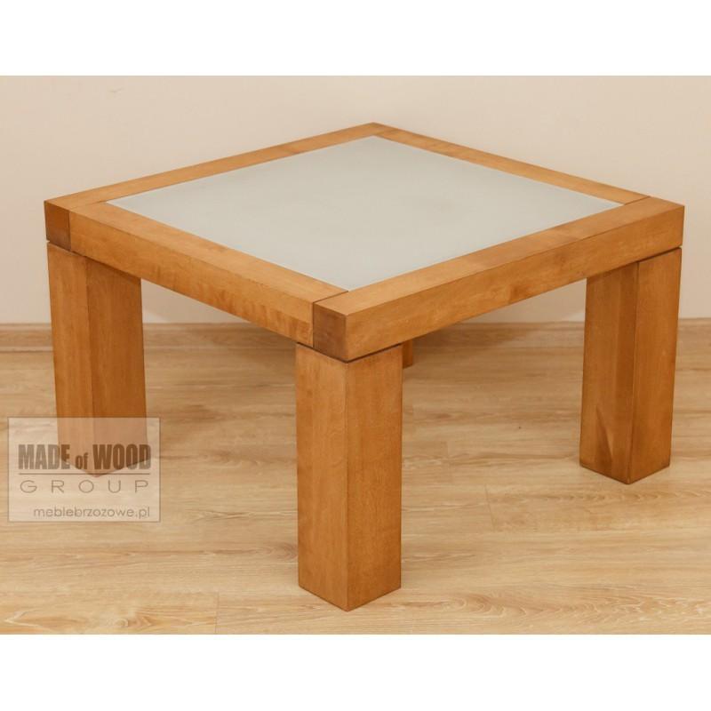 Nowoczesny stół Rodan 31 z litego drewna brzozowego>                                         <span class=