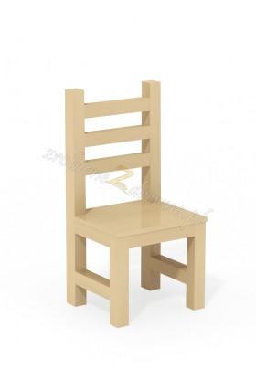 Nowoczesne krzesło Rodan 34 z litego drewna brzozowego