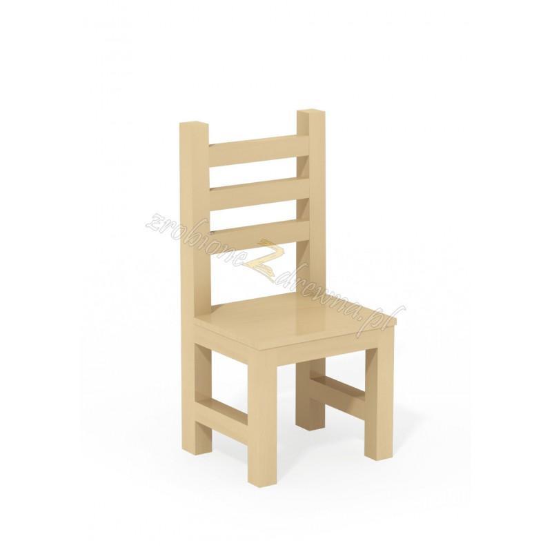 Nowoczesne krzesło Rodan 34 z litego drewna brzozowego>                                         <span class=