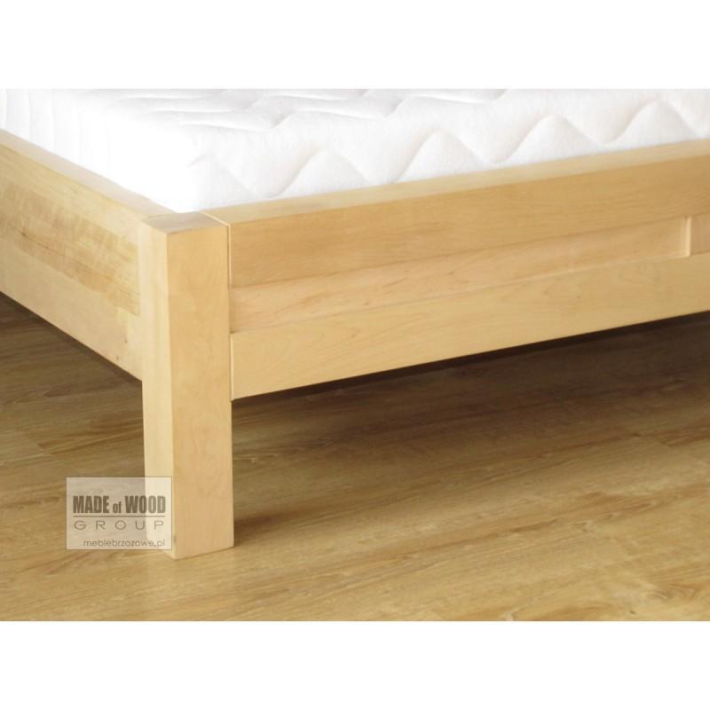 Łóżko Brzozowe  L4>                                         <span class=